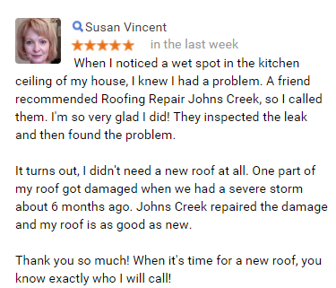 roof replacement johns creek